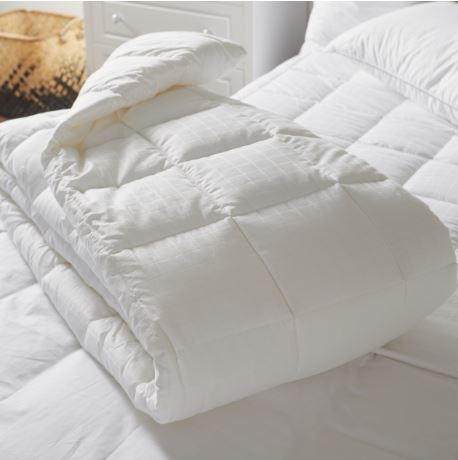 Active Anti Allergy Duvet - White