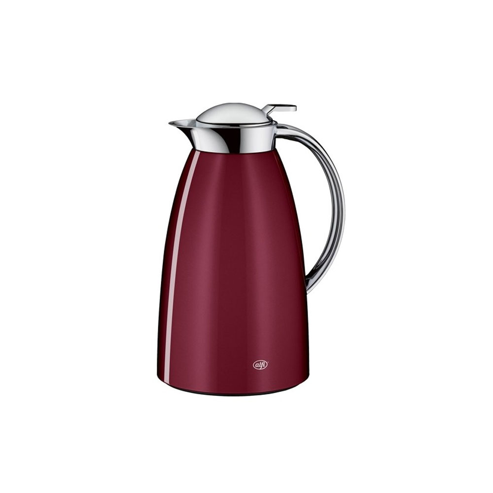Gusto Tea Flask, 1L Rubin Red