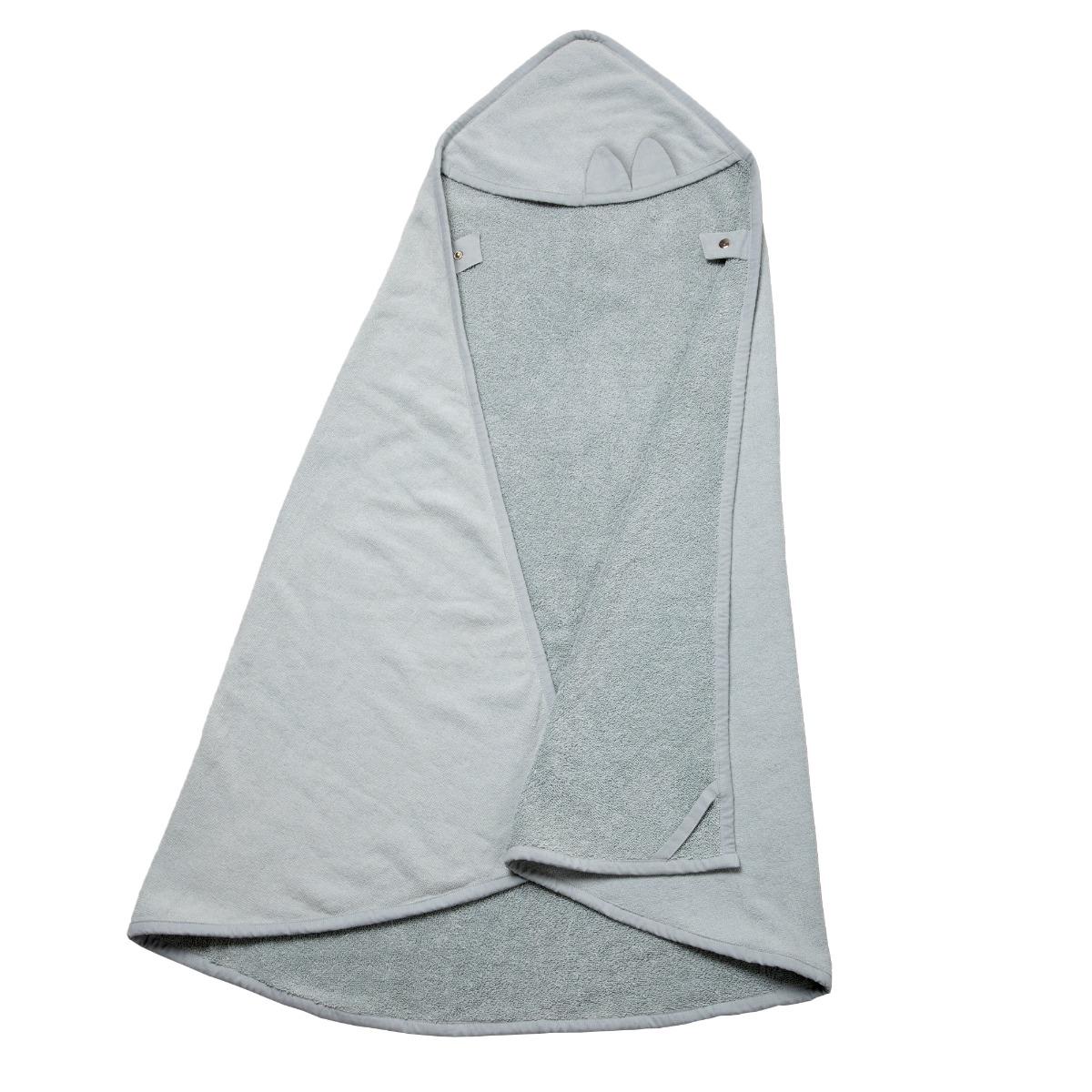 Fabelab Hooded Towel Cape Cat