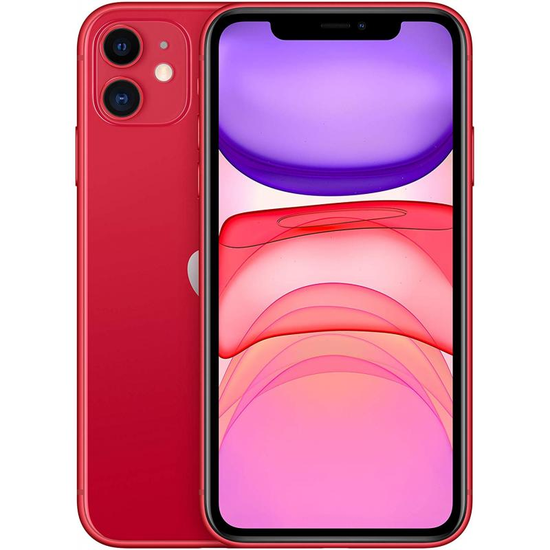 iPhone 11 64GB,Red