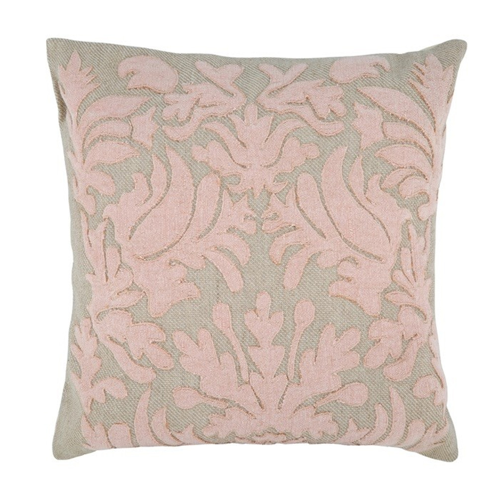 Louis Cushion Cover, Blush