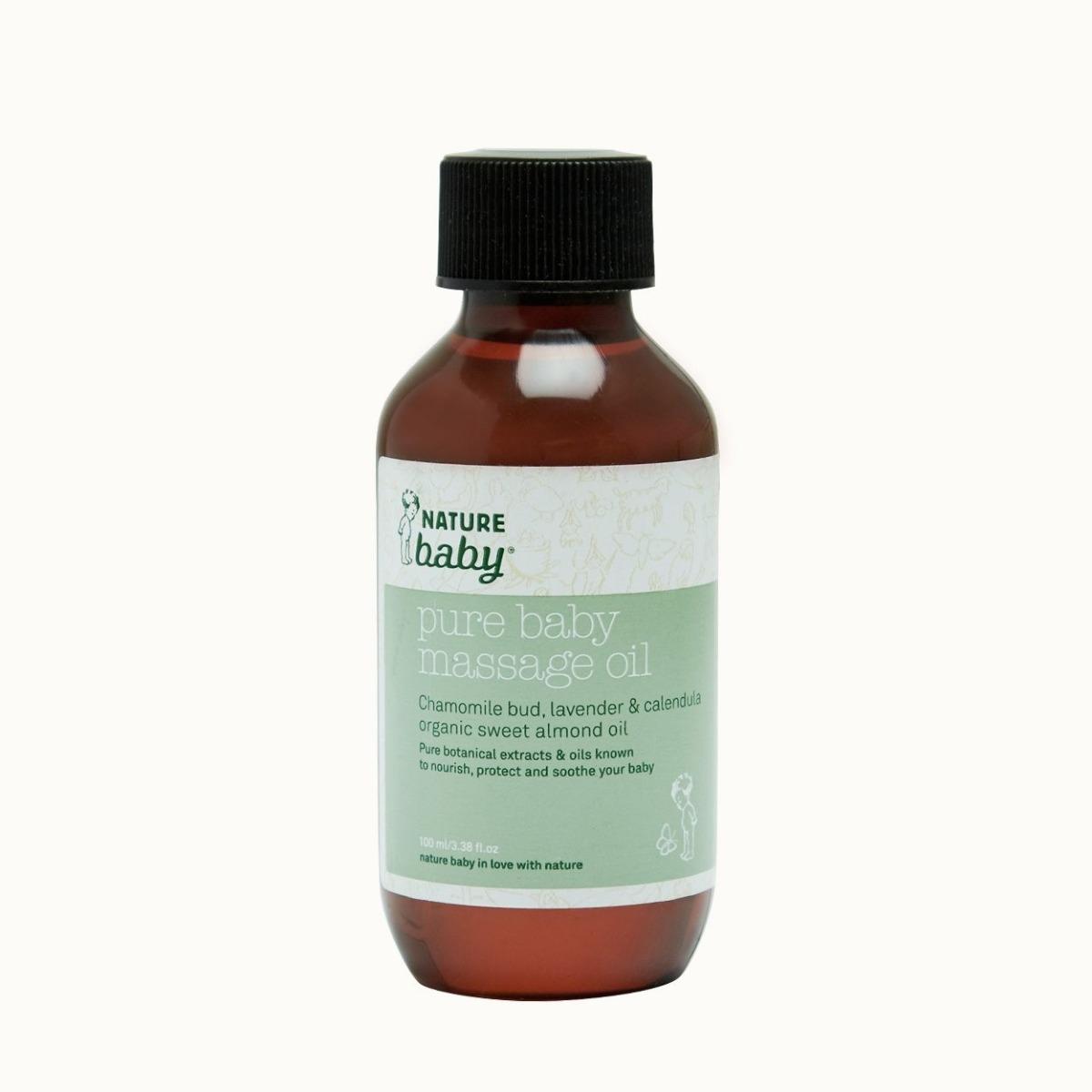 Nature Baby Baby Massage Oil - 100ml