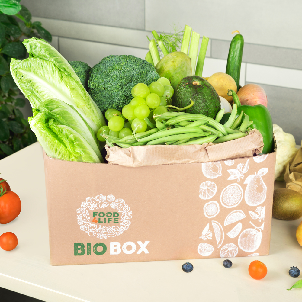 My Bachelor(ette) Veggie Biobox 3kg
