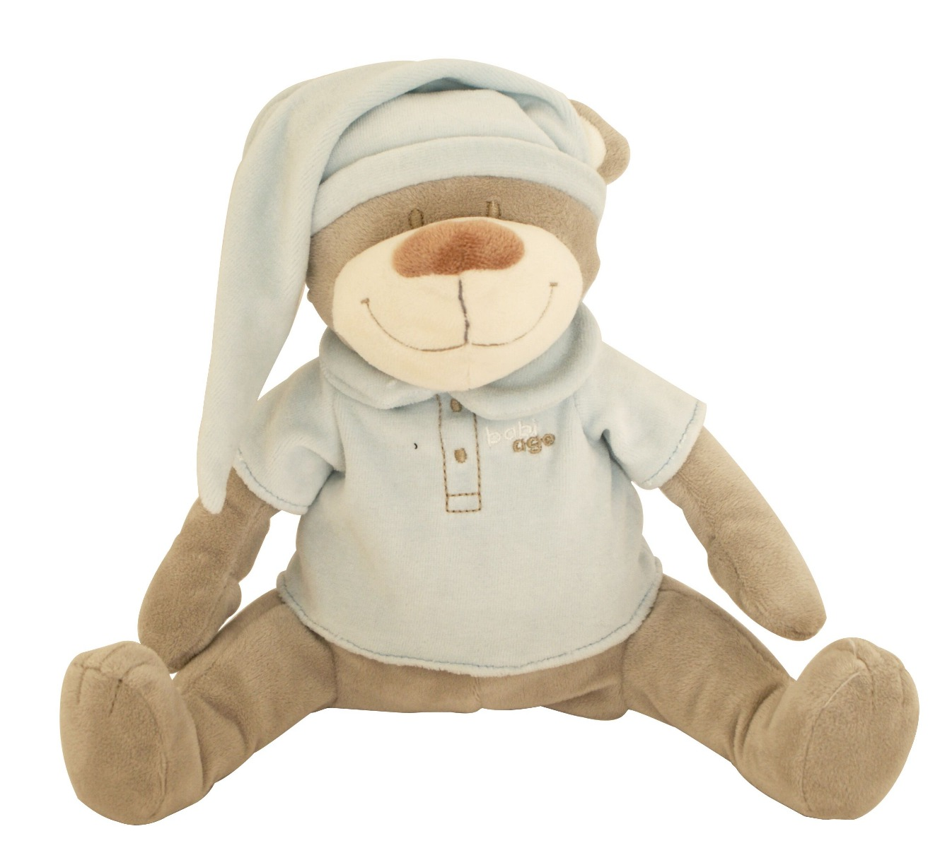 Back-to-sleep baby monitor - Blue Bear Doodoo
