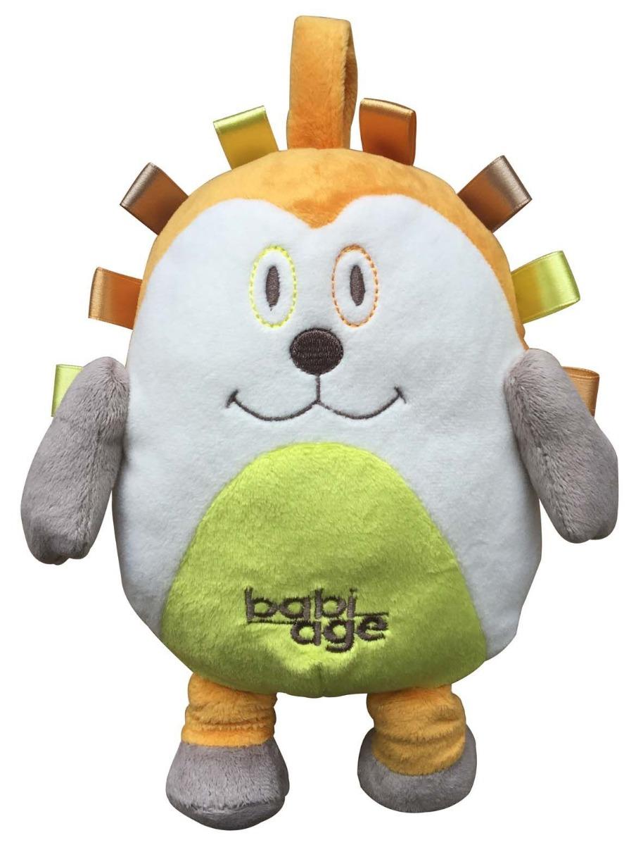 Back-to-sleep baby monitor - Hedgehog Green Doodoo