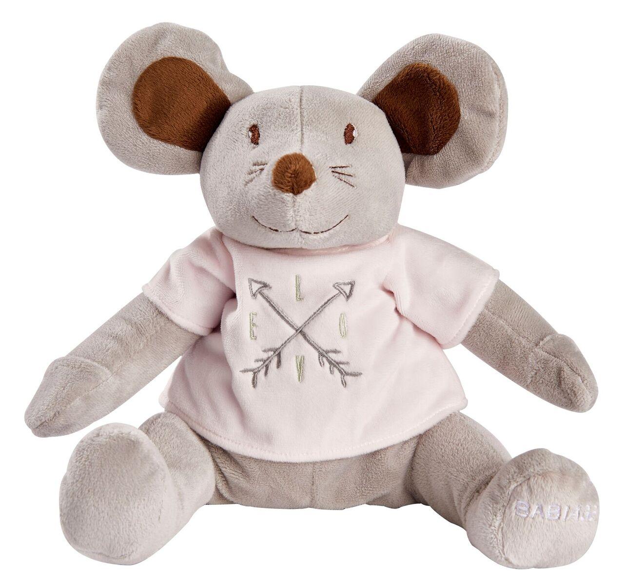Back-to-sleep baby monitor - Mouse Love Doodoo