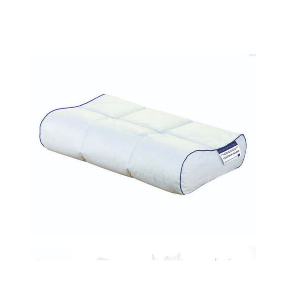 Air Visco Memory Foam Core Contour Pillow