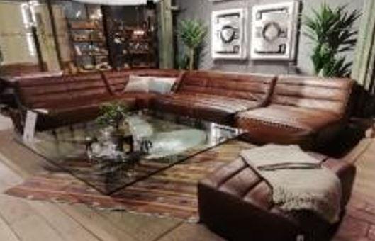 Bampton 4 Seater Sofa - 266*102*70 cms