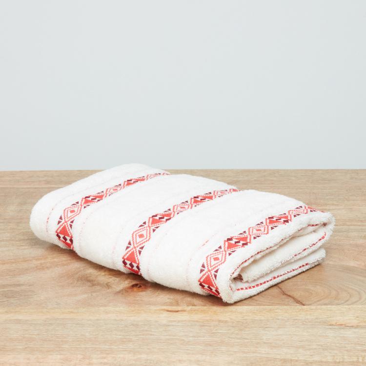 Baduvine Bath Towel 70x140cm - Cream