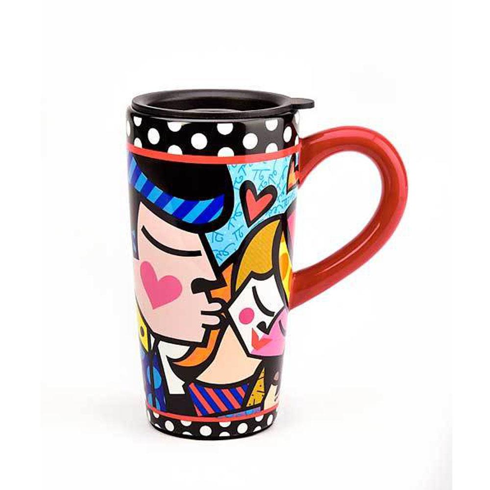 Mr & Mrs Travel Mug