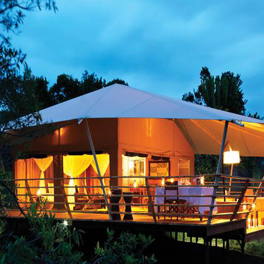 Contribution Serengeti Luxury Tented Camp
