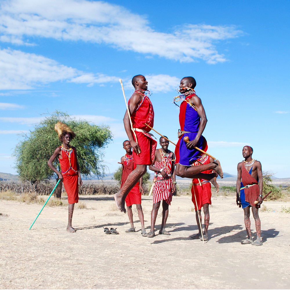 Al Arabi Travel Agency Maasai Cultural Visit