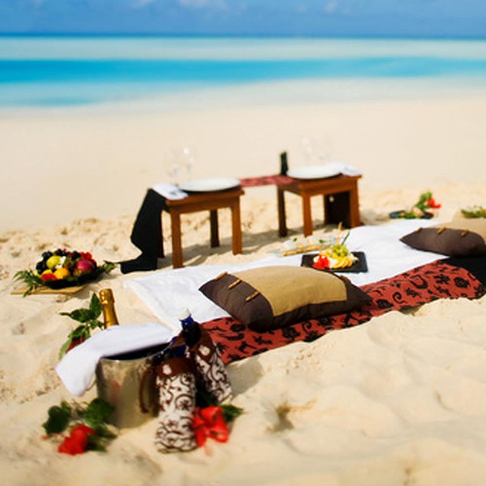 Al Arabi Travel Agency Beach Picnic in the Seychelles