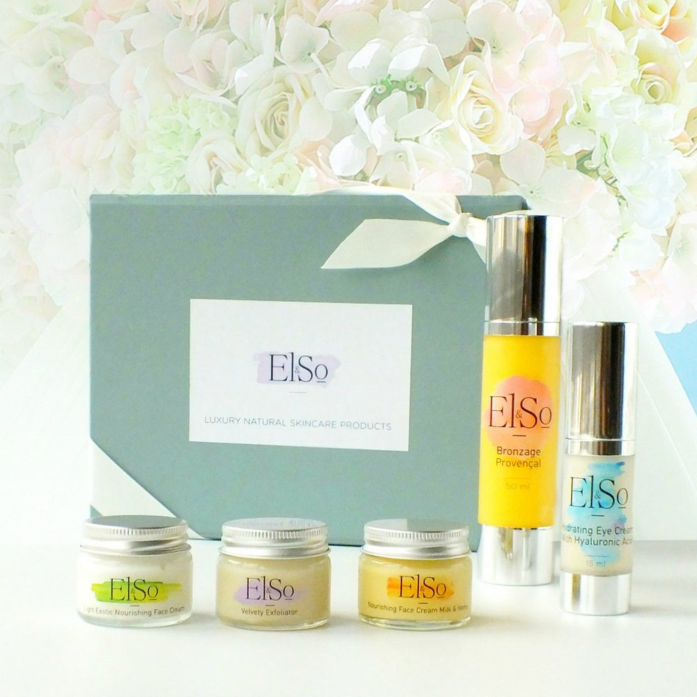 El&So Bride To Be Beauty Gift Set