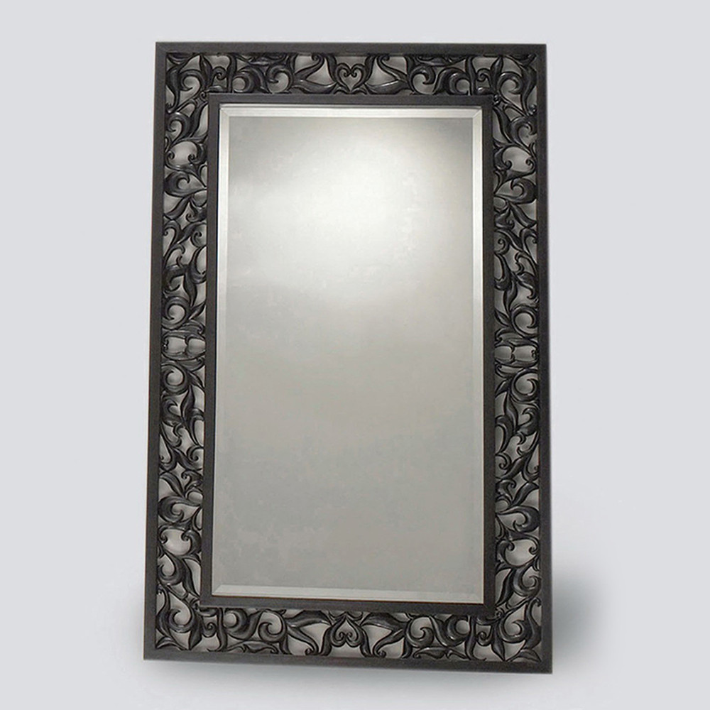 Zen Interiors Frame Large Mirror