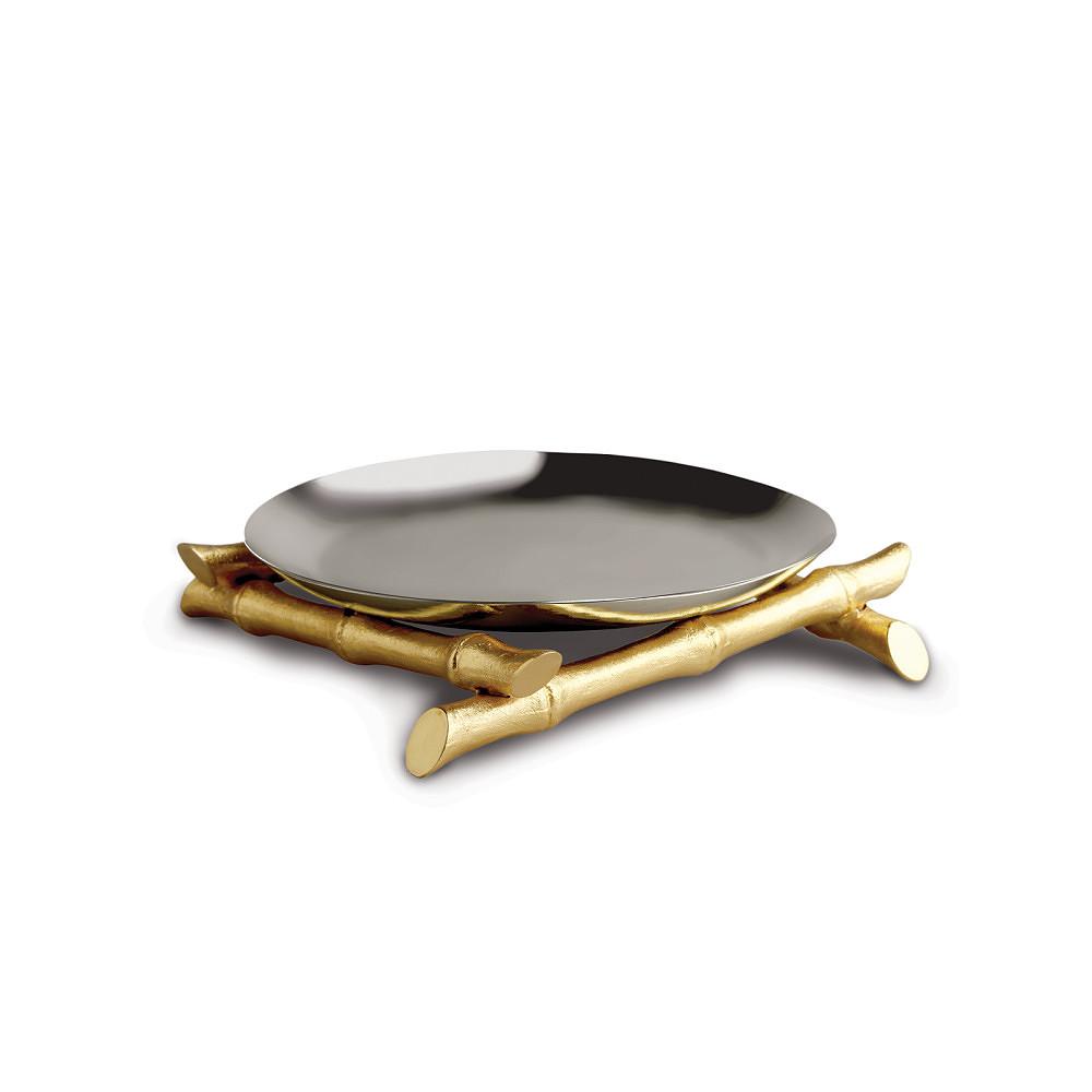 L'Objet Bamboo Oval Platter