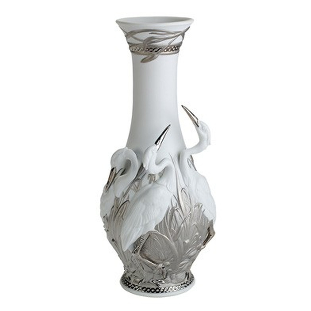 Lladro HERON'S REALM Vase