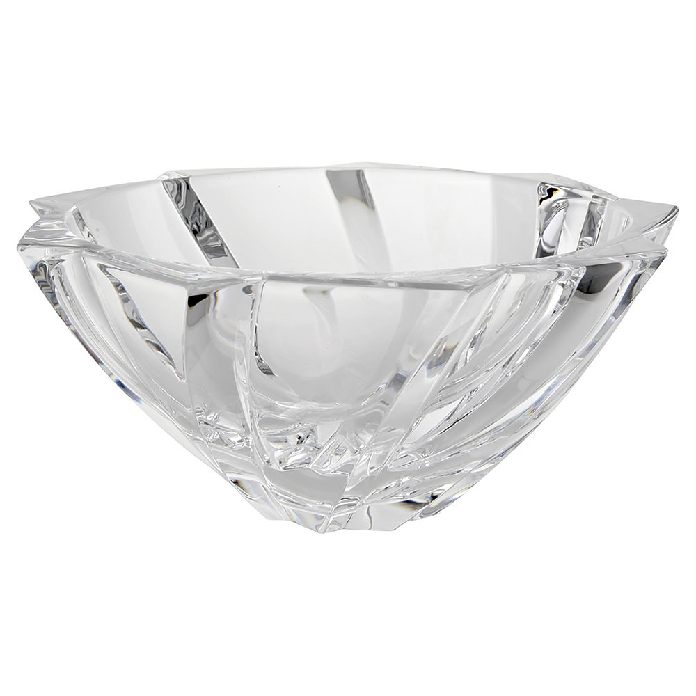 Baccarat Crystal Objectif Bowl Small 9 3 cm