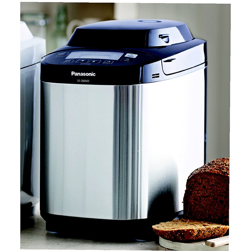 Panasonic Stainless Steel Brea d Maker