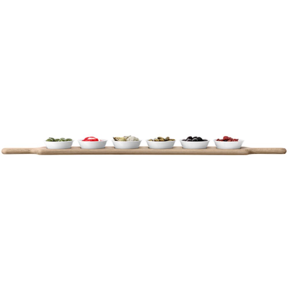 'Paddle' Long Bowl Set by LSA International