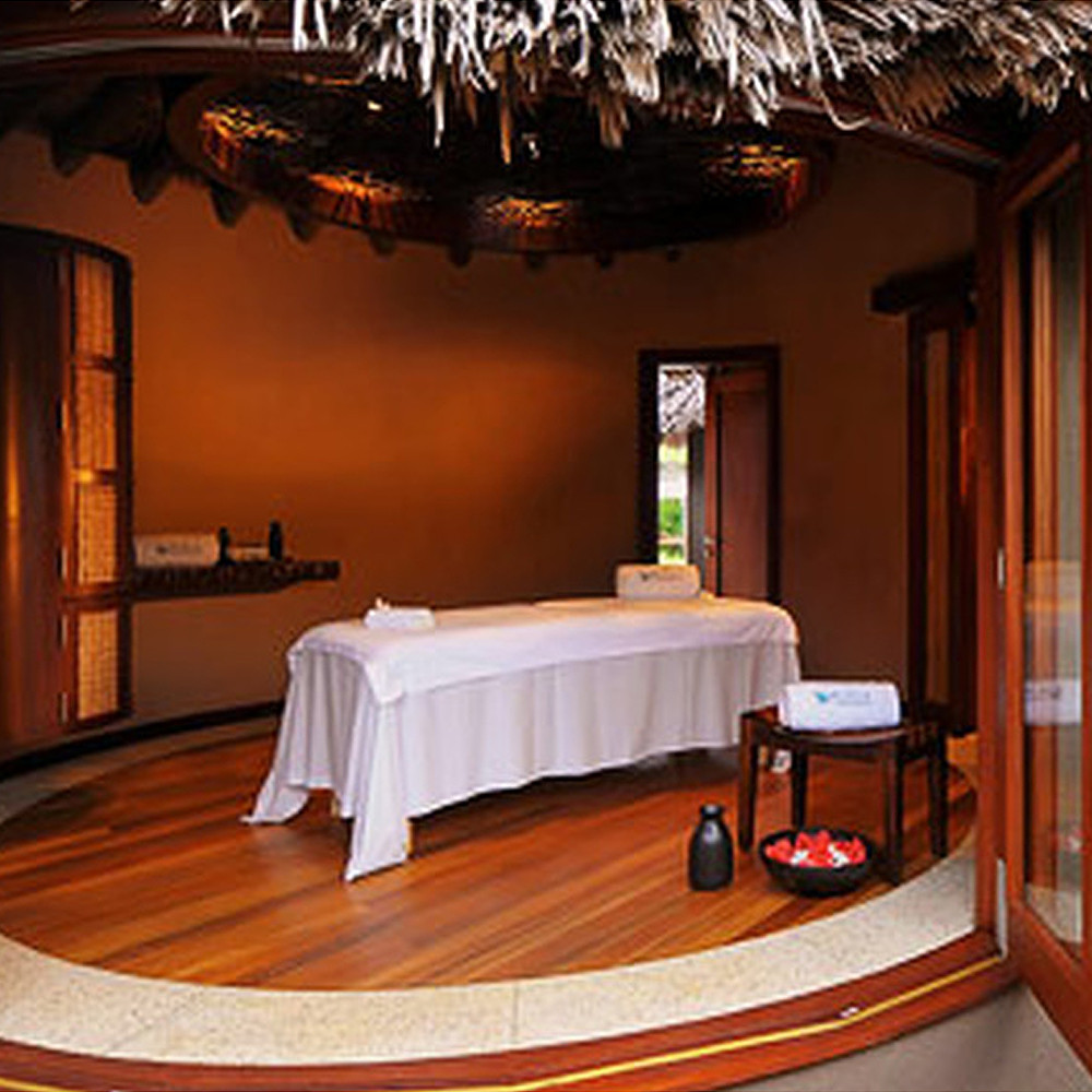 Contribution to our Honeymoon Couple massage Mauritius