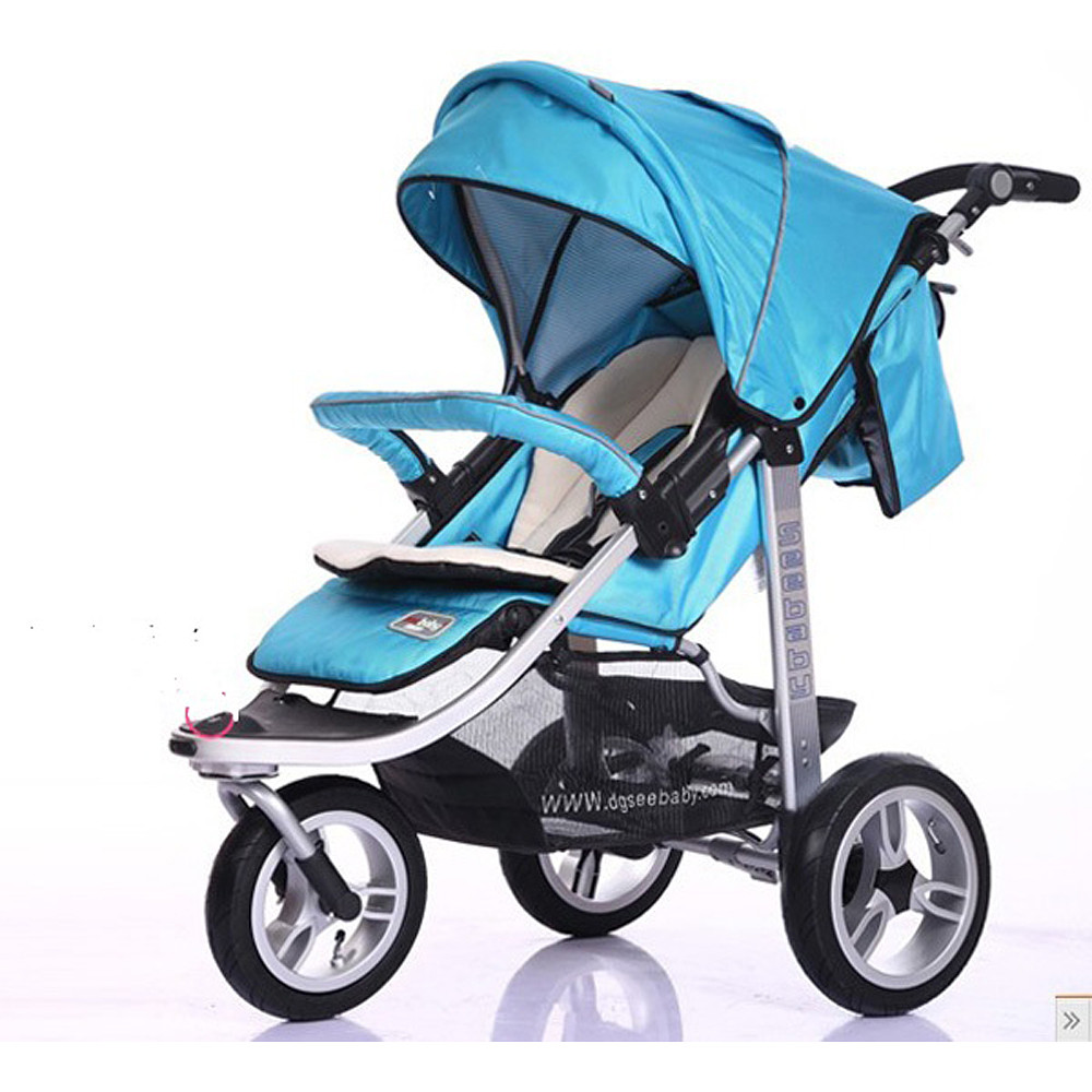 See Baby Luxury Baby Stroller