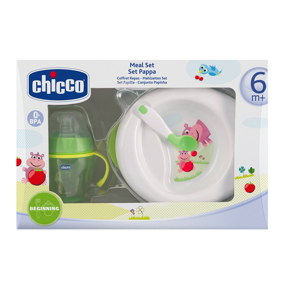 Chicco Set Pappa