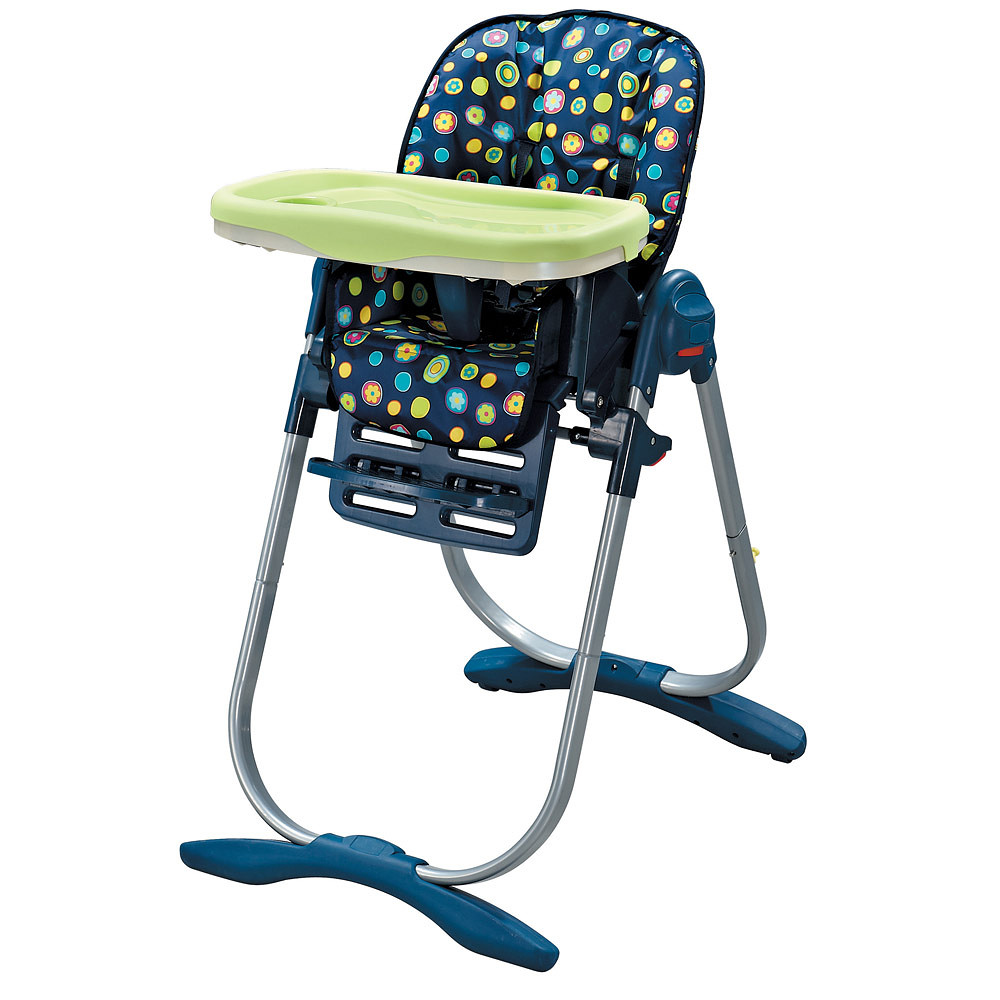 Babywalz Compact Folding High Chair