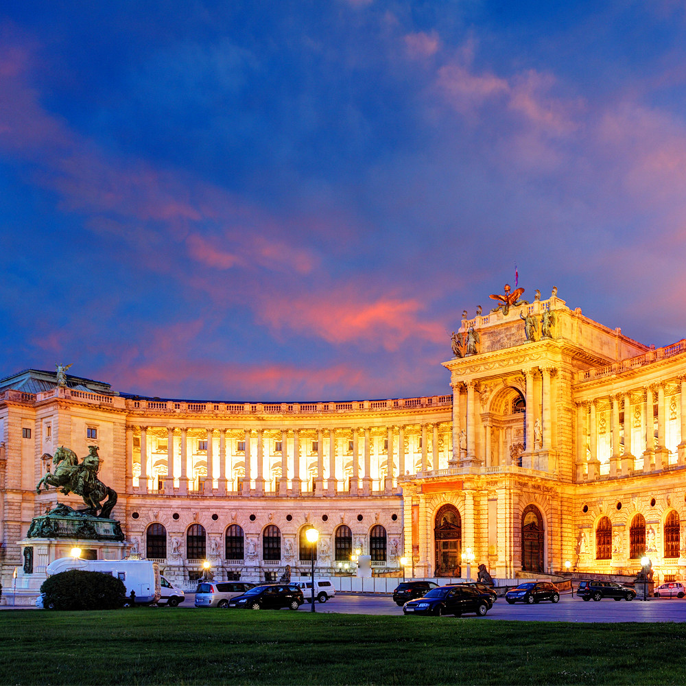 Travel Counsellors Honeymoon Suite in Vienna