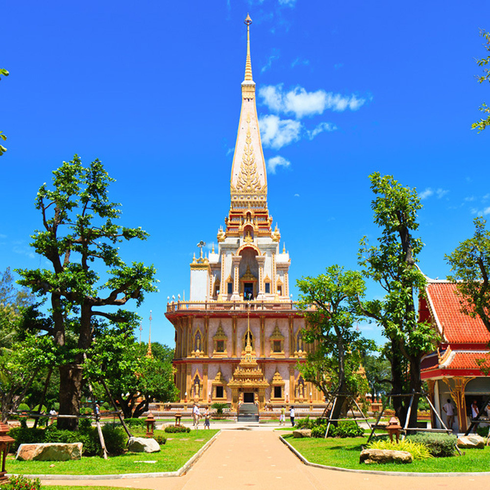 Travel Counsellors Thailand Buddhist Temples Experience