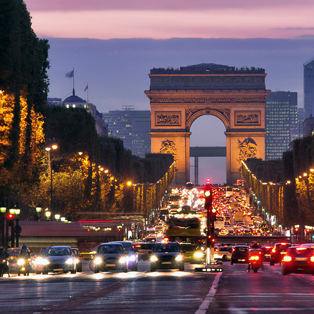 Travel Counsellors Paris City Tour