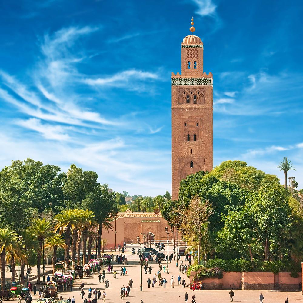 Contribution to Honeymoon Suite in Marrakech