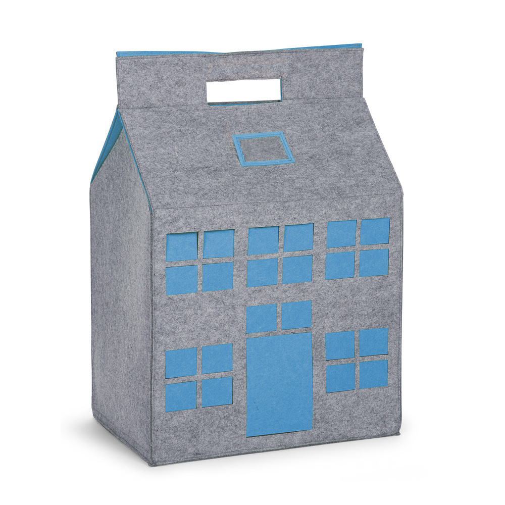 Childhome Felt Play House Grey