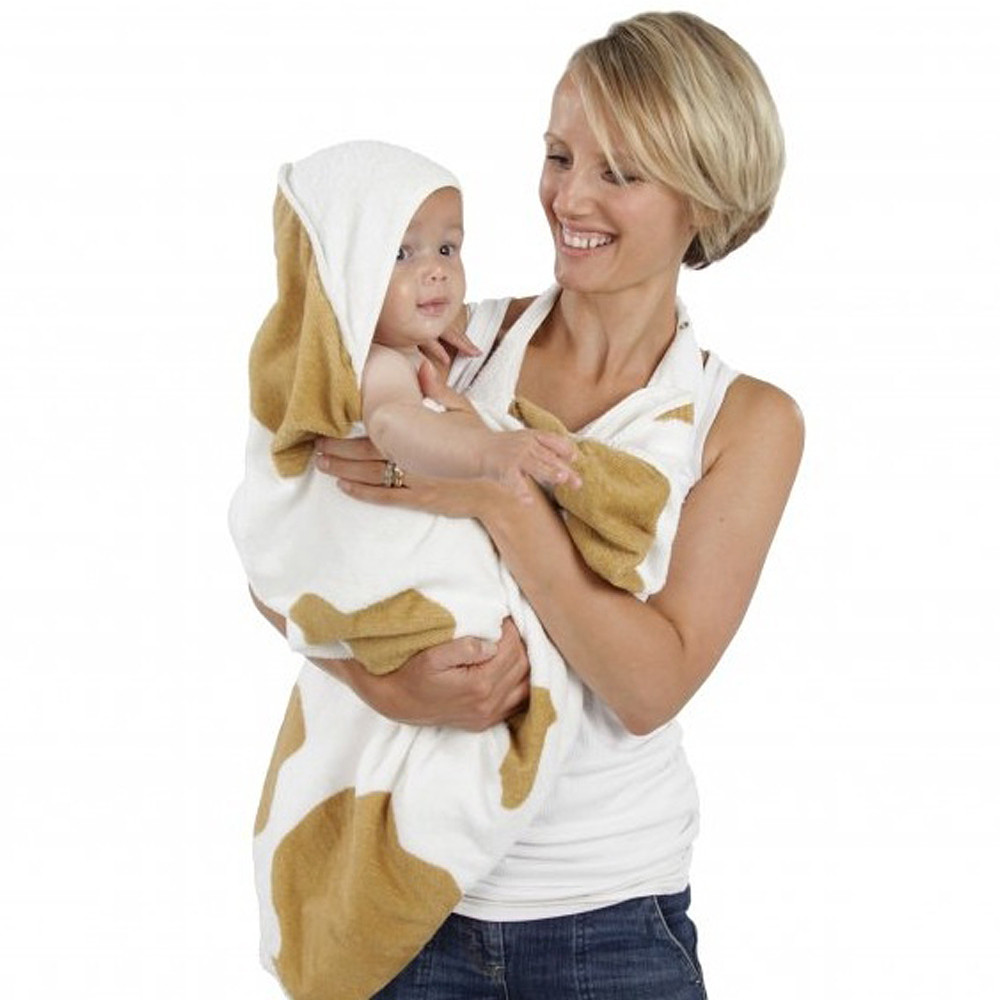 CuddleDry Apron Towel