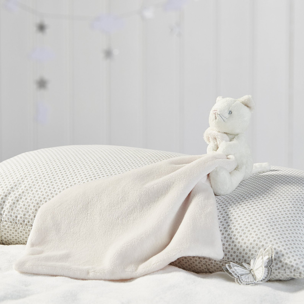 The White Company Katy Kitten Comforter
