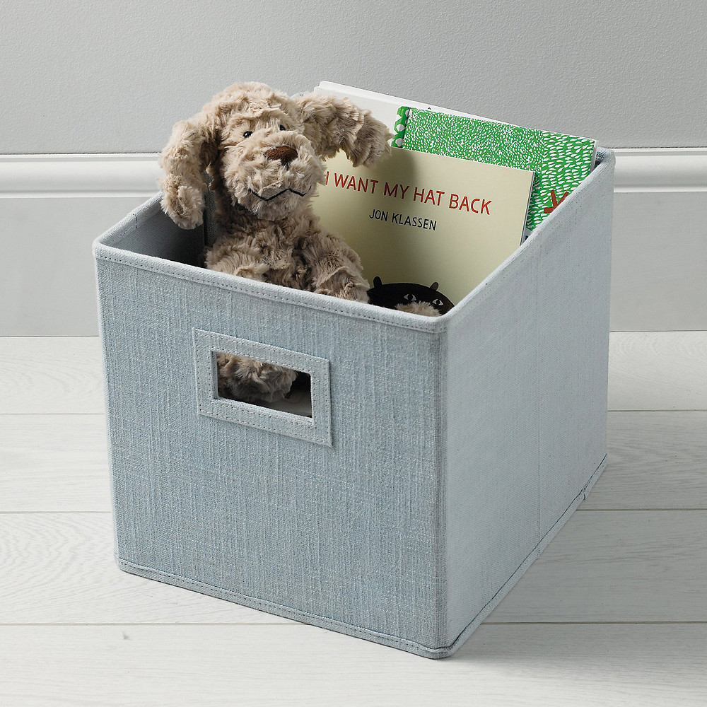 The White Company Storage Cubes