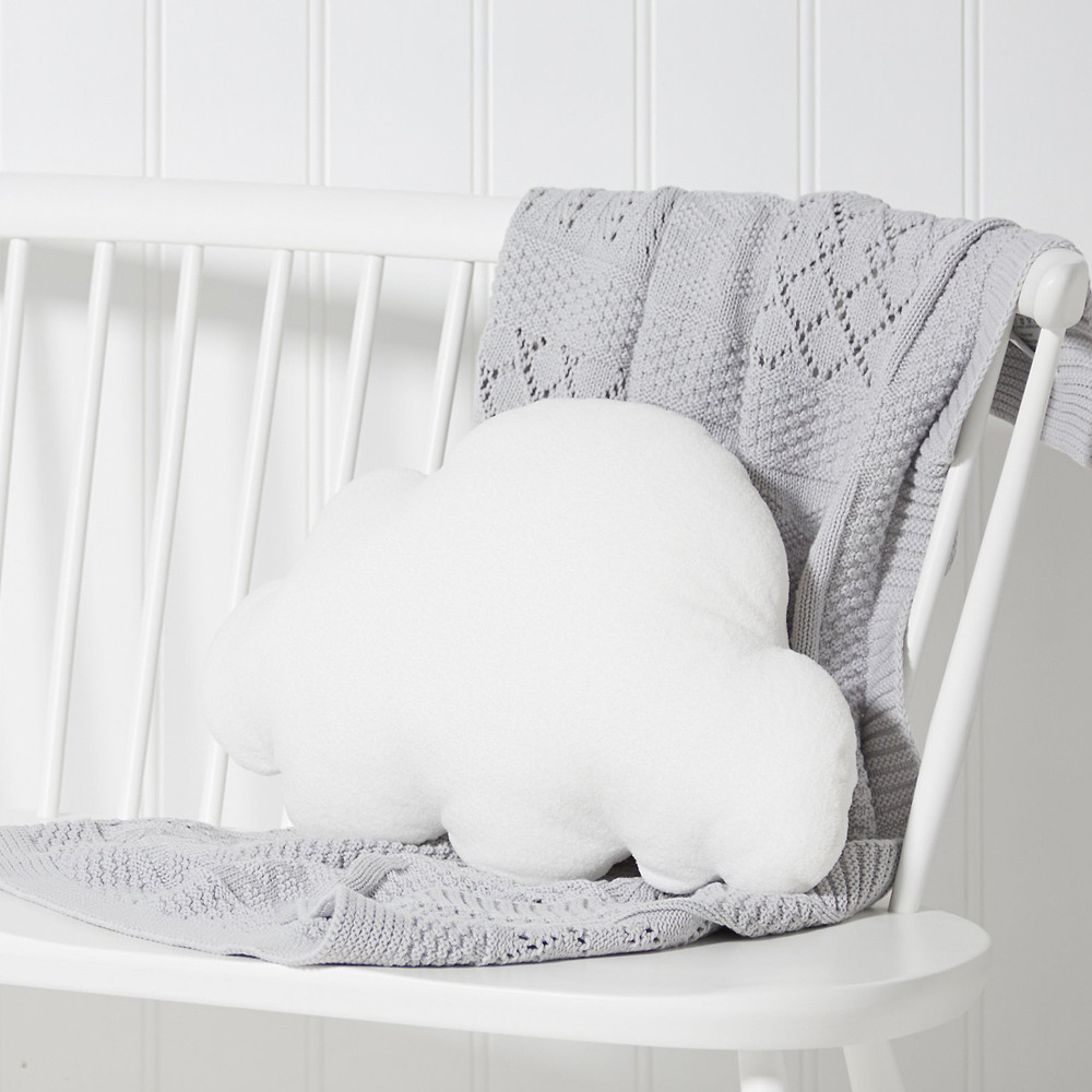 The White Company Cloud Cushion