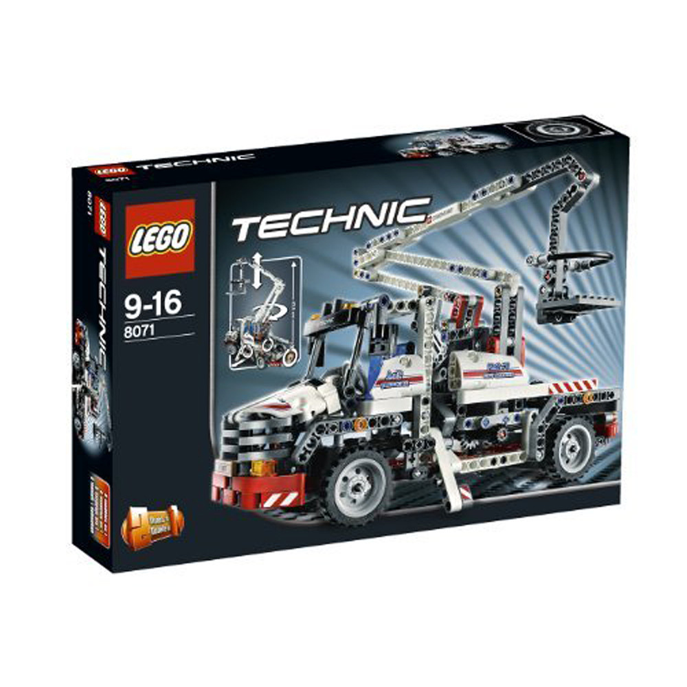 Lego Bucket Truck Toy