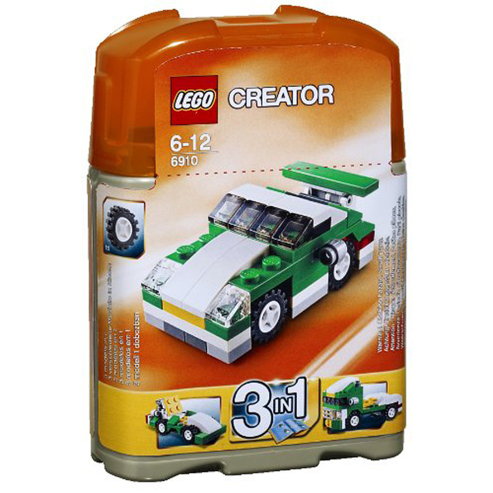 Lego Mini Sports Car