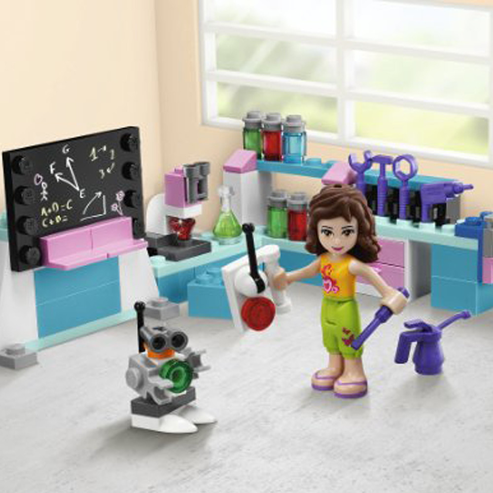 Lego Olivia's Inventor's Workshop