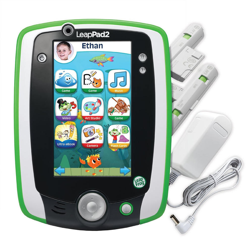 Leap Frog LeapPad2 Power