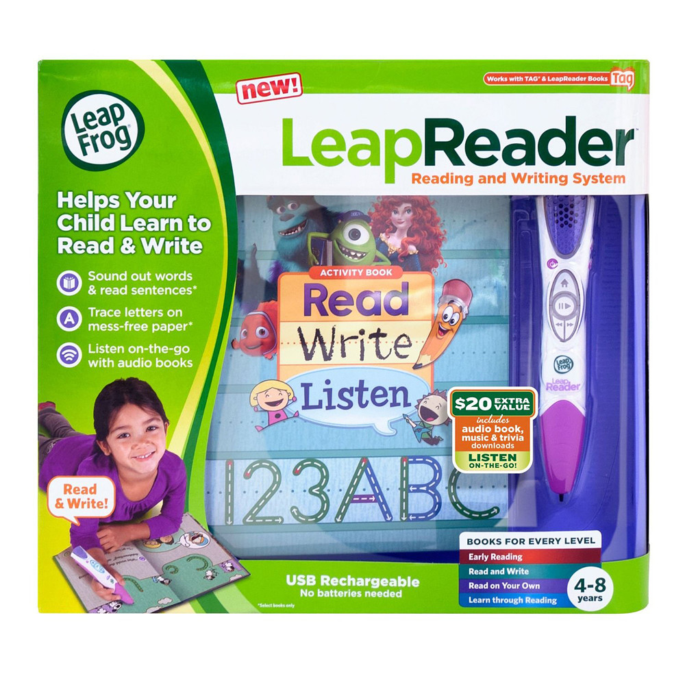 Leap Frog LeapReader Reading & Writing