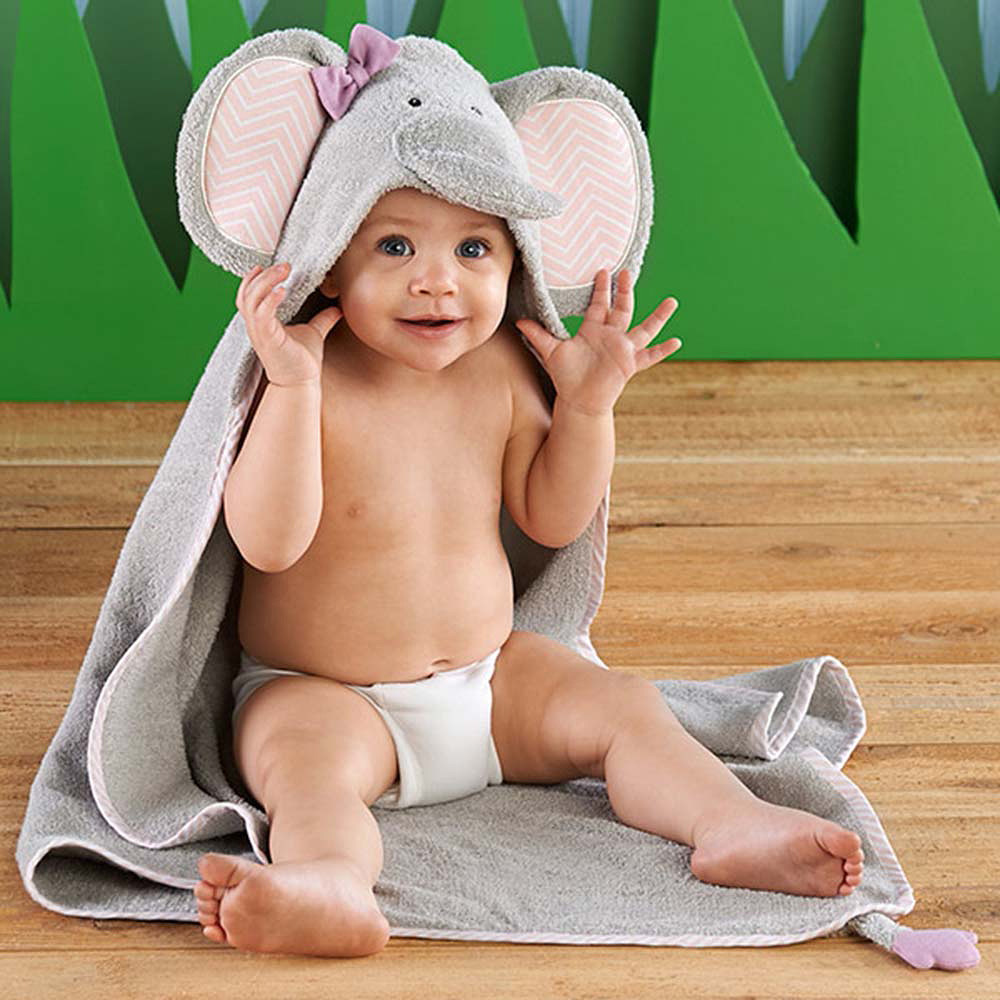 Baby Aspen Splish Splash Elephant Bath