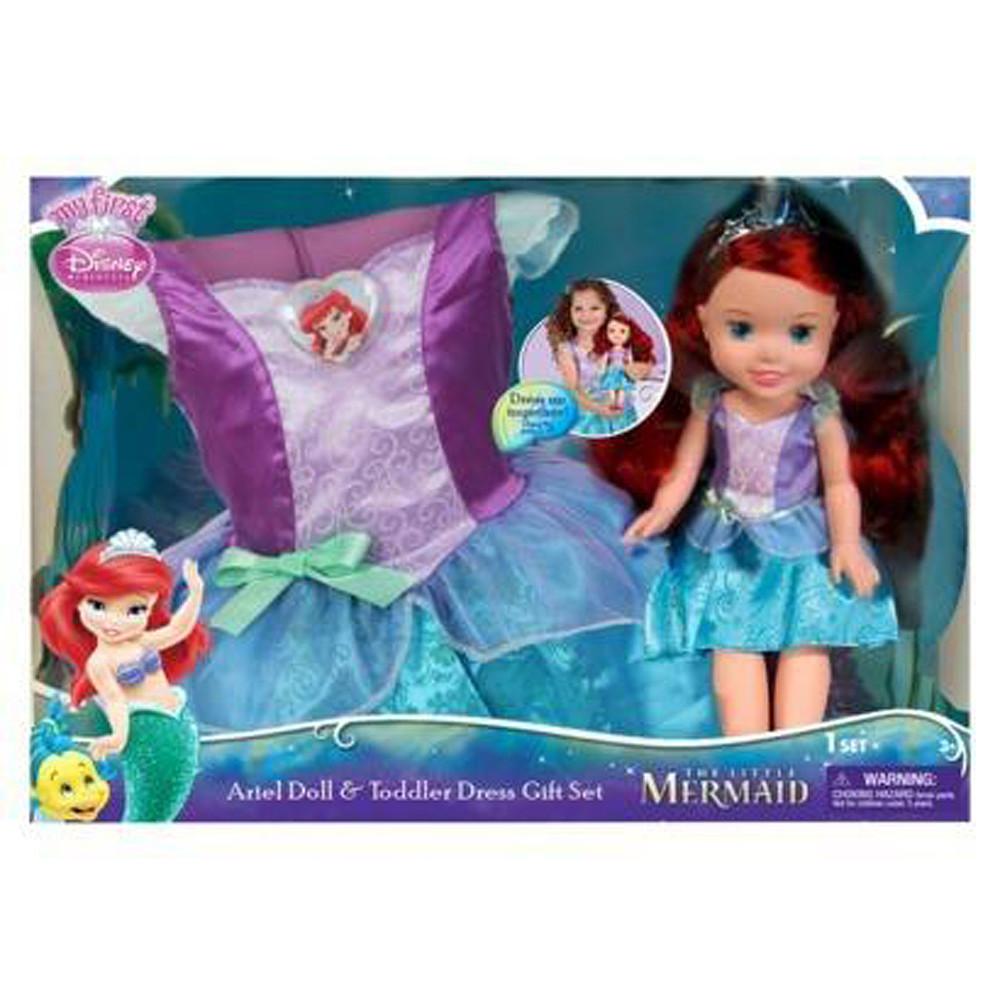 Disney Ariel Toddler Dress Set