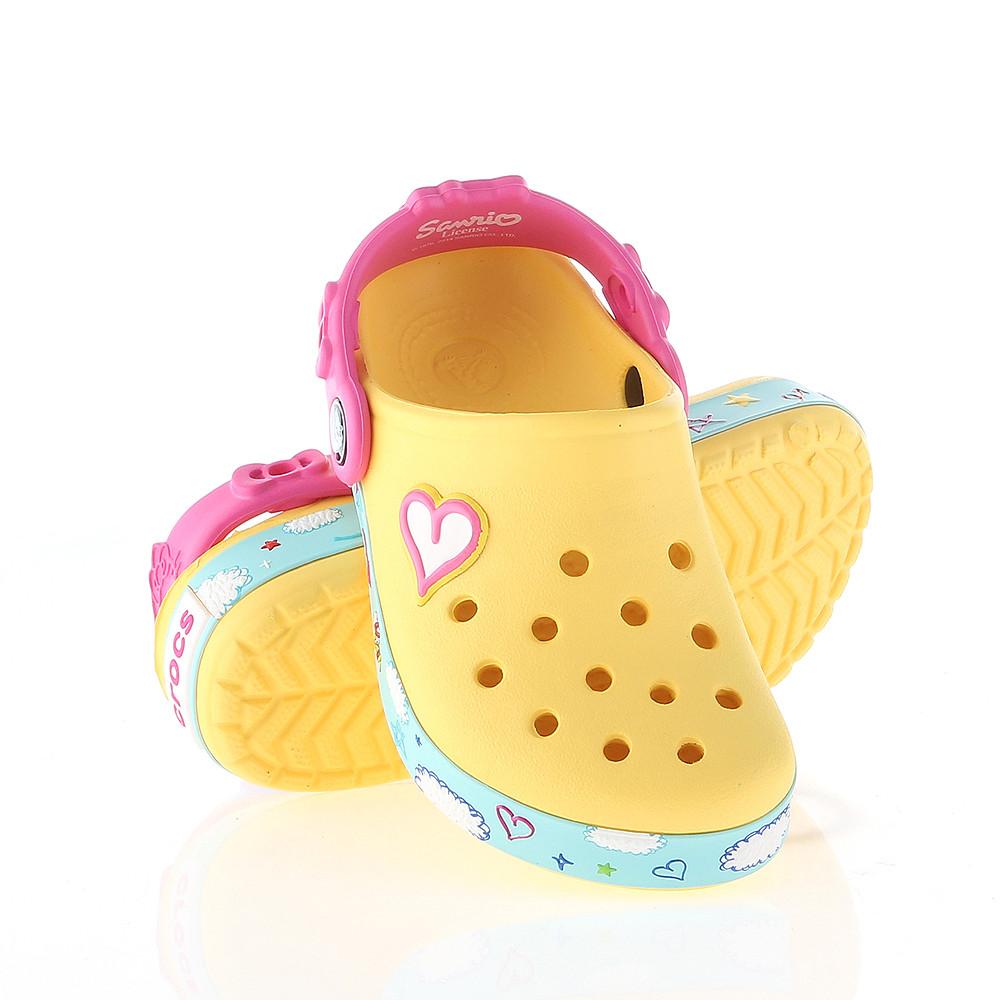 Crocs Hello Kitty Sunshine Clog