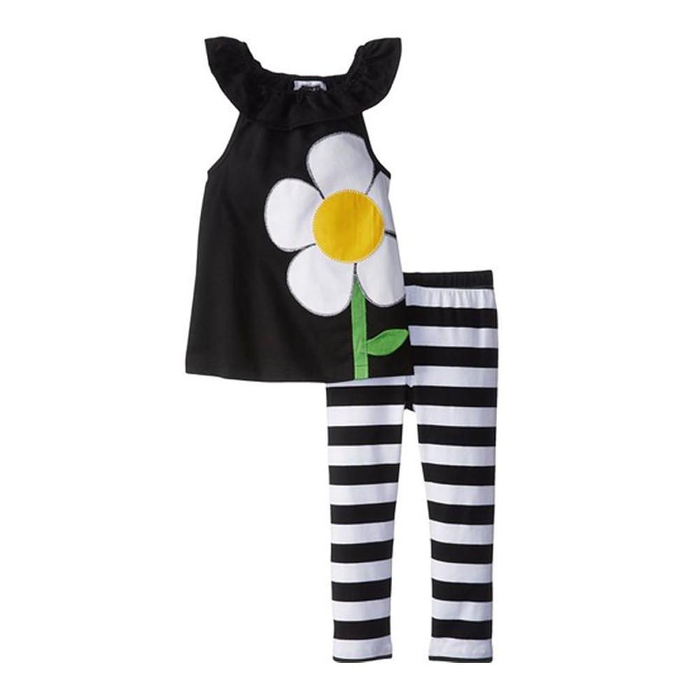 Mud Pie Flower Tunic & Legging