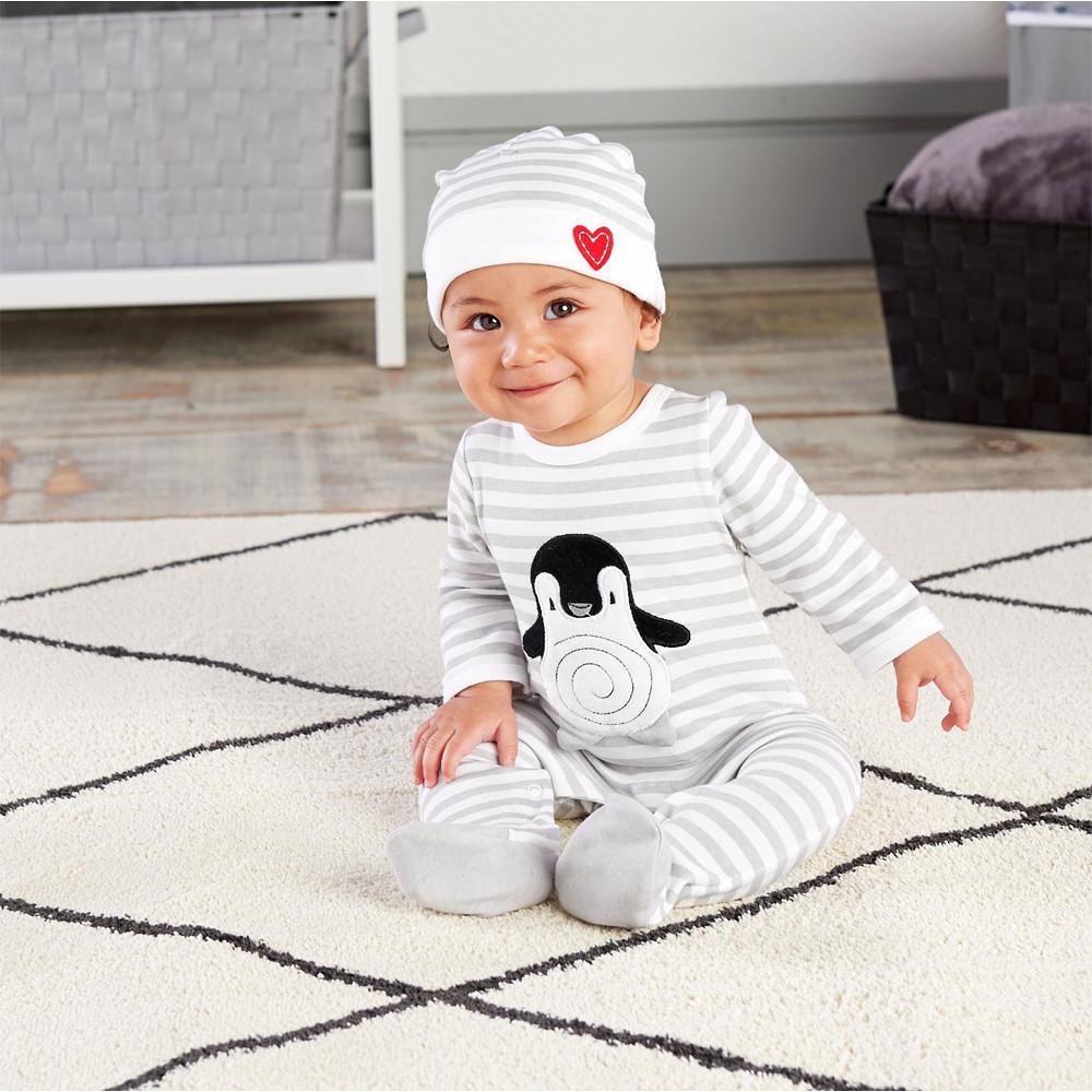 Baby Aspen Penguin PJs