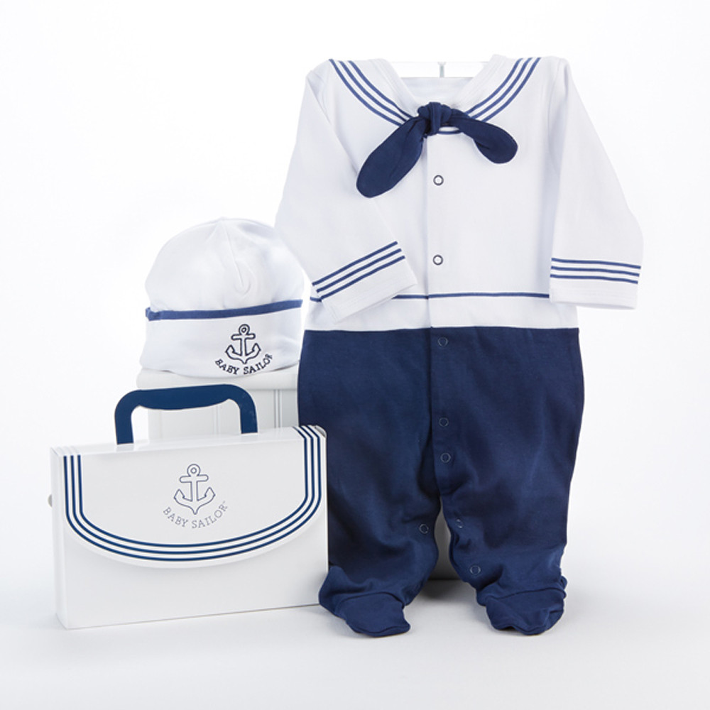 Baby Aspen Baby Sailor Little Set