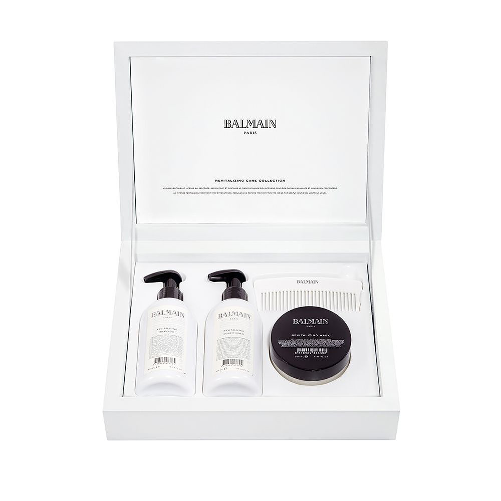 Blowout&Go Balmain Revitalizing Care Collection Gift Set
