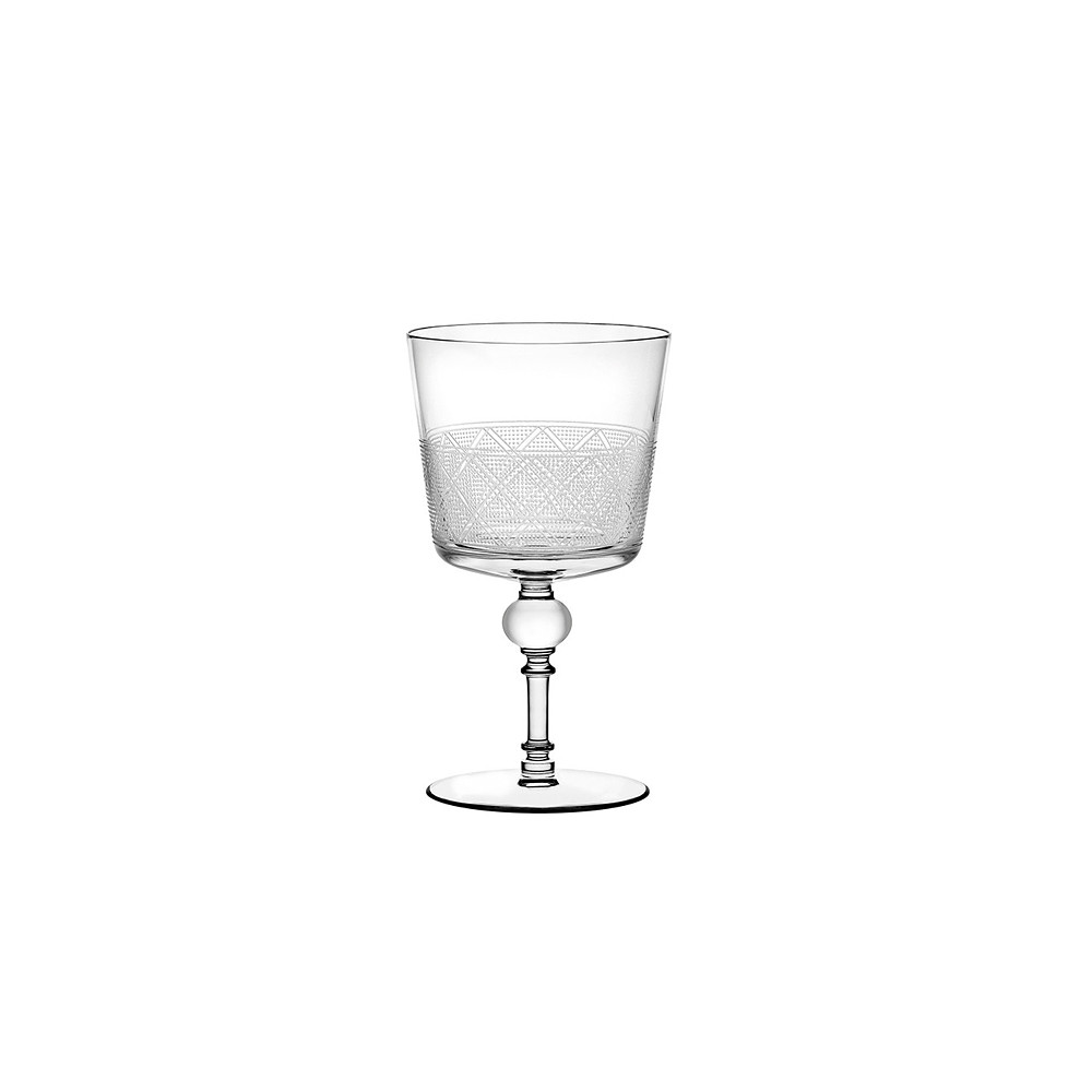 Christofle Jardin D Eden Water Goblet
